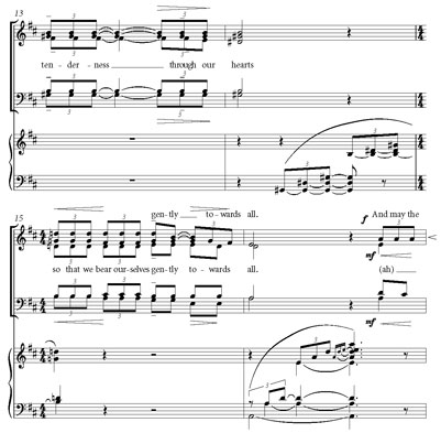 Sheet Music - Singing Tips
