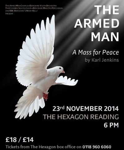The Armed Man Project 2014 Hexagon Theatre Reading