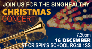 SINGHEALTHY CHRISTMAS CONCERT