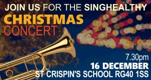 SINGHEALTHY CHRISTMAS CONCERT