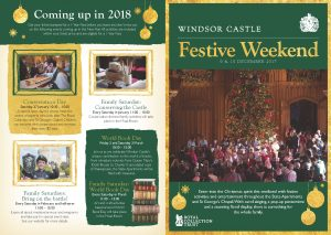 Windsor Festive Weekend 2017 Front Page