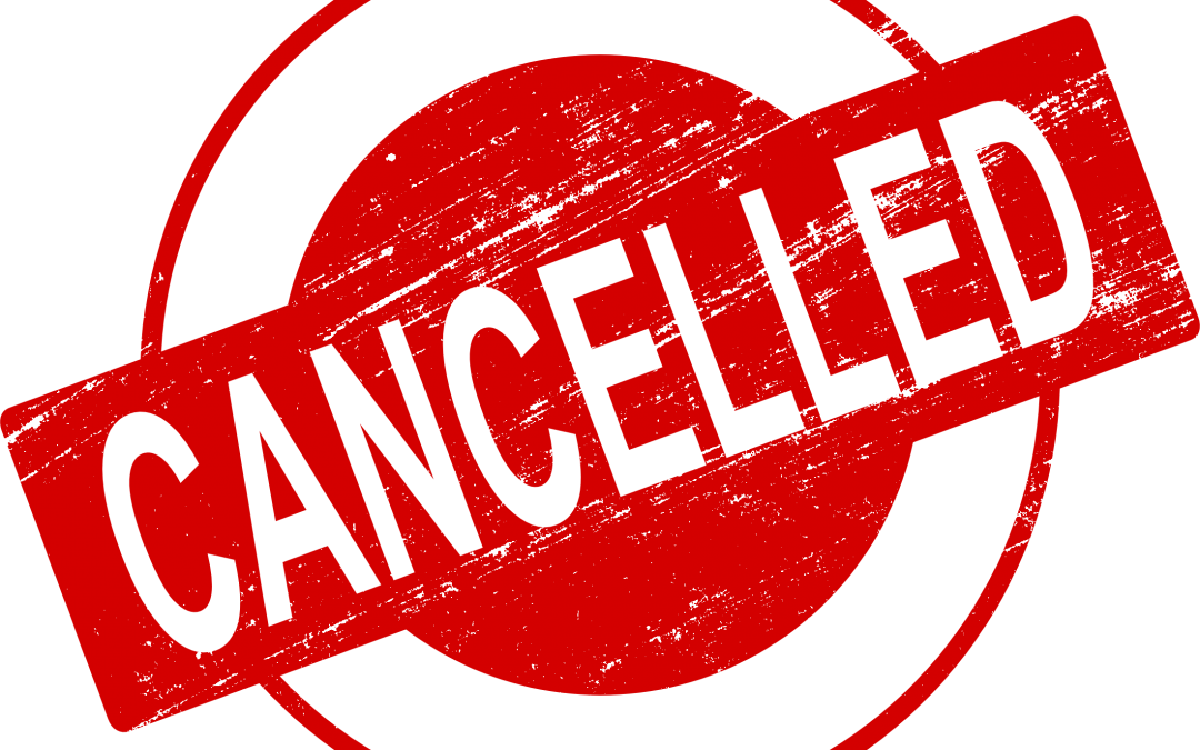 CANCELLED – Extra Rehearsal in Bracknell 18th March 2018