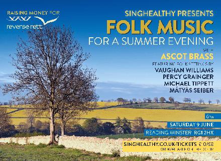 singhealthy Summer 2018 Concert - Folk Music for a Summer Evening